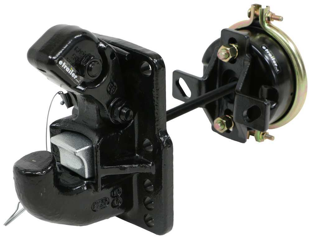 Buyers Products No Shank Pintle Hitch - 337PH55AC