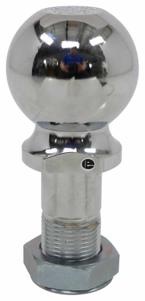 337RB2516 - 16000 lbs GTW,Class III Buyers Products Trailer Hitch Ball