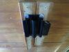 Buyers Products Shovel Holder for Trucks - Black Powder Coated Steel 1 Shovel 337SH675