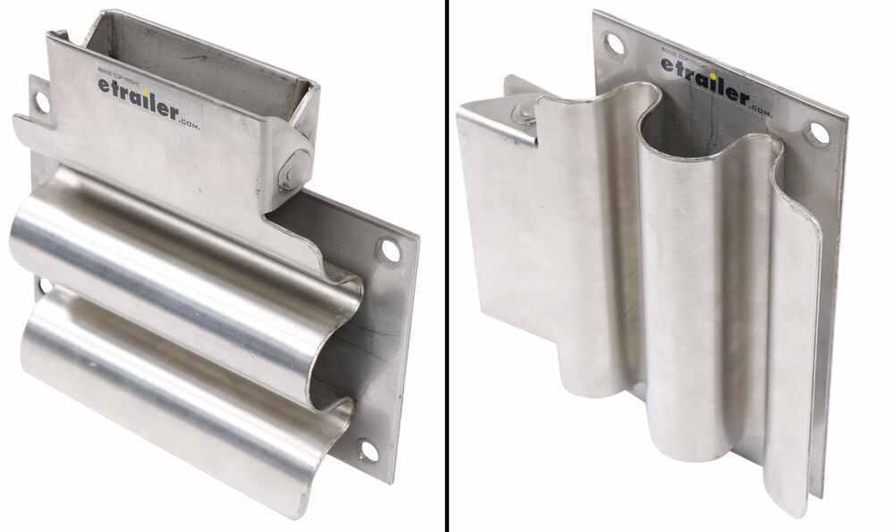 Buyers Products Shovel Holder for Trucks - Stainless Steel Shovel Rack 337SH675SS