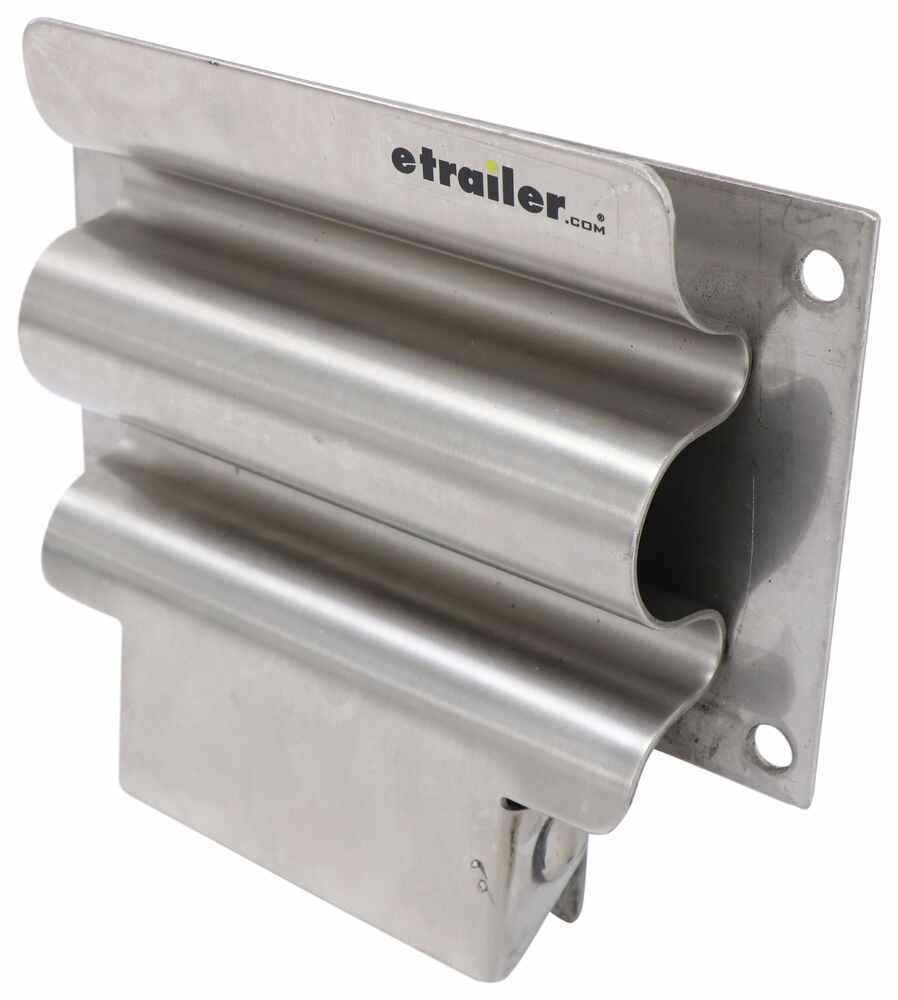 Buyers Products Shovel Holder for Trucks - Stainless Steel Non-Locking 337SH675SS