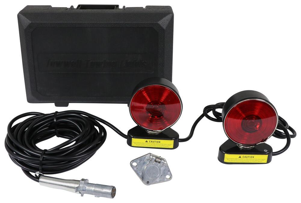 Tow Bar Wiring 337TL257M - Removable Tail Light Kit - Buyers Products