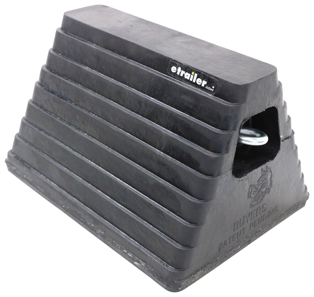 Buyers Products Wheel Chock - 337WC6810L