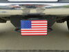 0  hitch covers bright flags and political fits 2 inch american flag cover for hitches - interchangeable faceplate red white blue