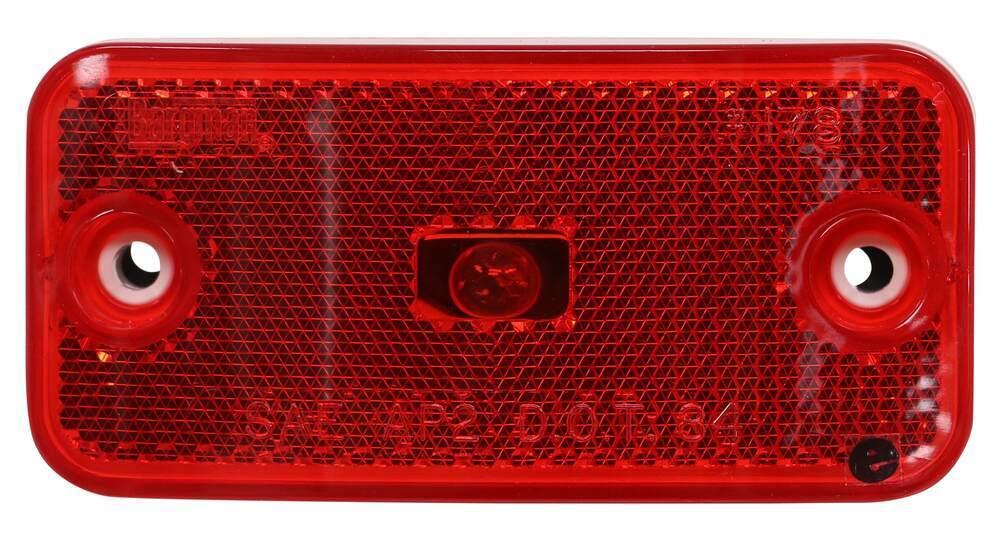 34-17-808 - 4L x 2W Inch Bargman Trailer Lights