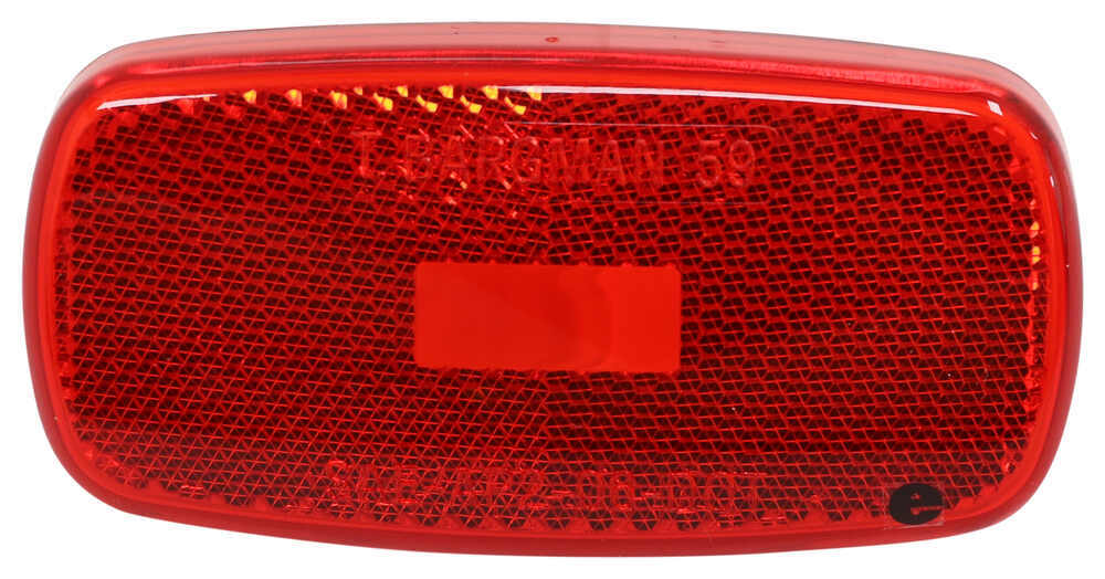 Bargman 34-59-001#59 Series Red Side Marker Light