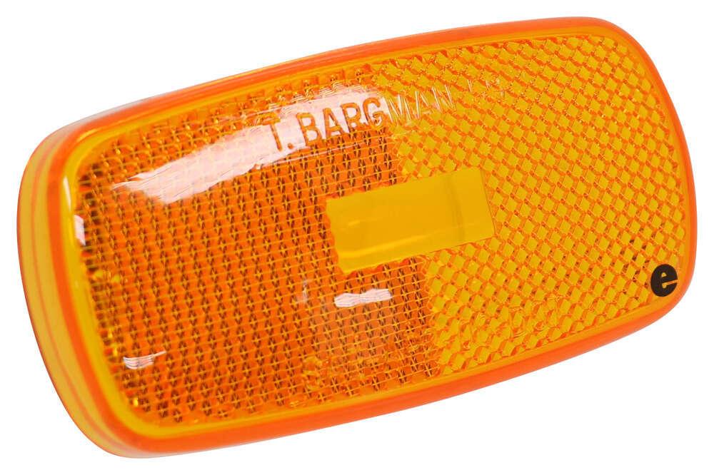 Bargman 34-59-012#59 Series Amber Light Replacement Lens