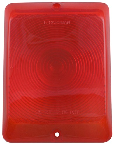 34-92-012 Light Lens Bargman RV Trailer Replacement Lens Only