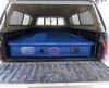 341001 - Blue AirBedz Truck Bed Mattress on 1986 Ford F 150, F 250, F 350