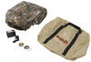 AirBedz Truck Bed Air Mattress w Rechargeable Battery Pump - Camo - 6' to 6-1/2' Bed 12 Inch Deep 341017