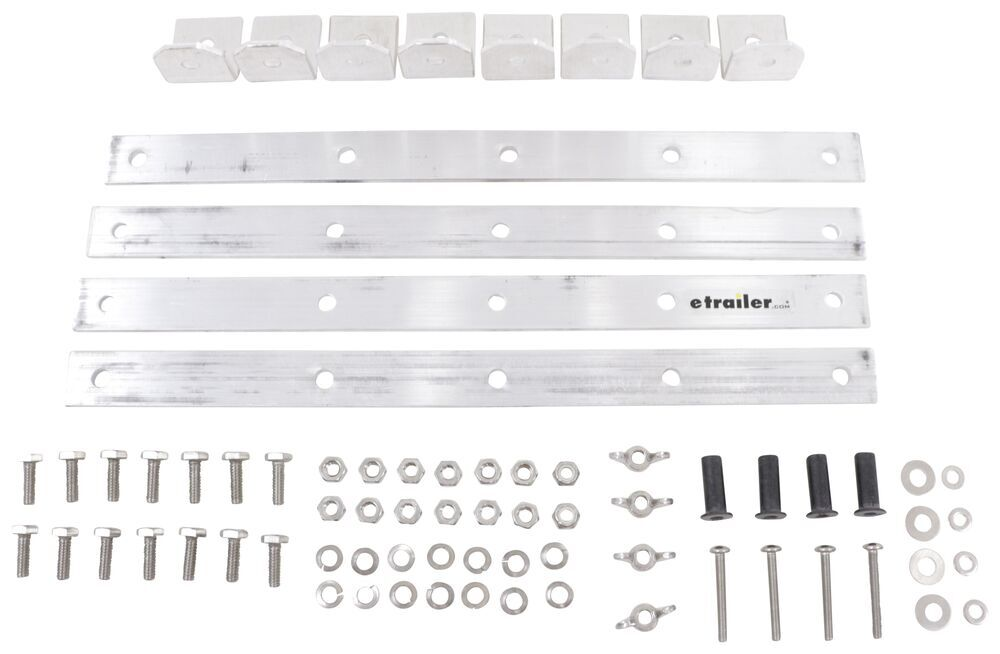 Accessories and Parts 34244034 - Mounting Brackets and Hardware - Go Power