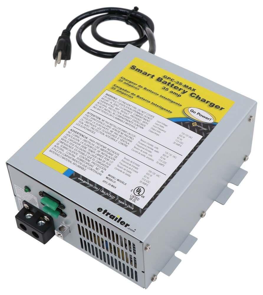 Go Power 12V RV Converters - 34266167
