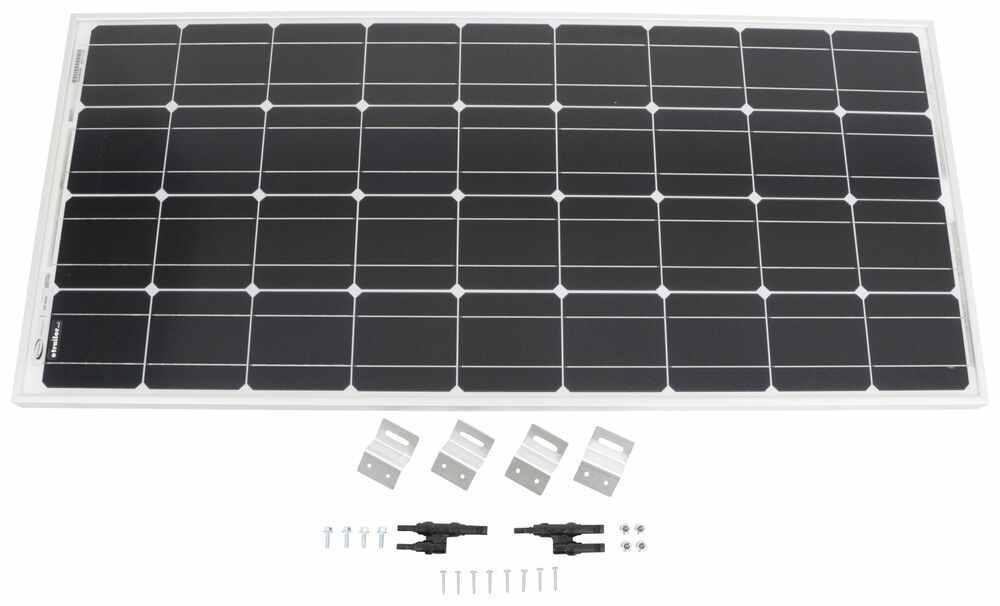 Go Power Retreat Expansion Kit - 100 Watt Solar Panel Expansion Kit 34272634
