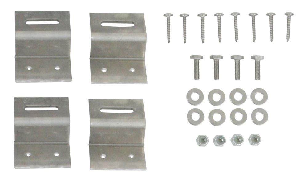 Accessories and Parts 34272708 - Mounting Brackets and Hardware - Go Power