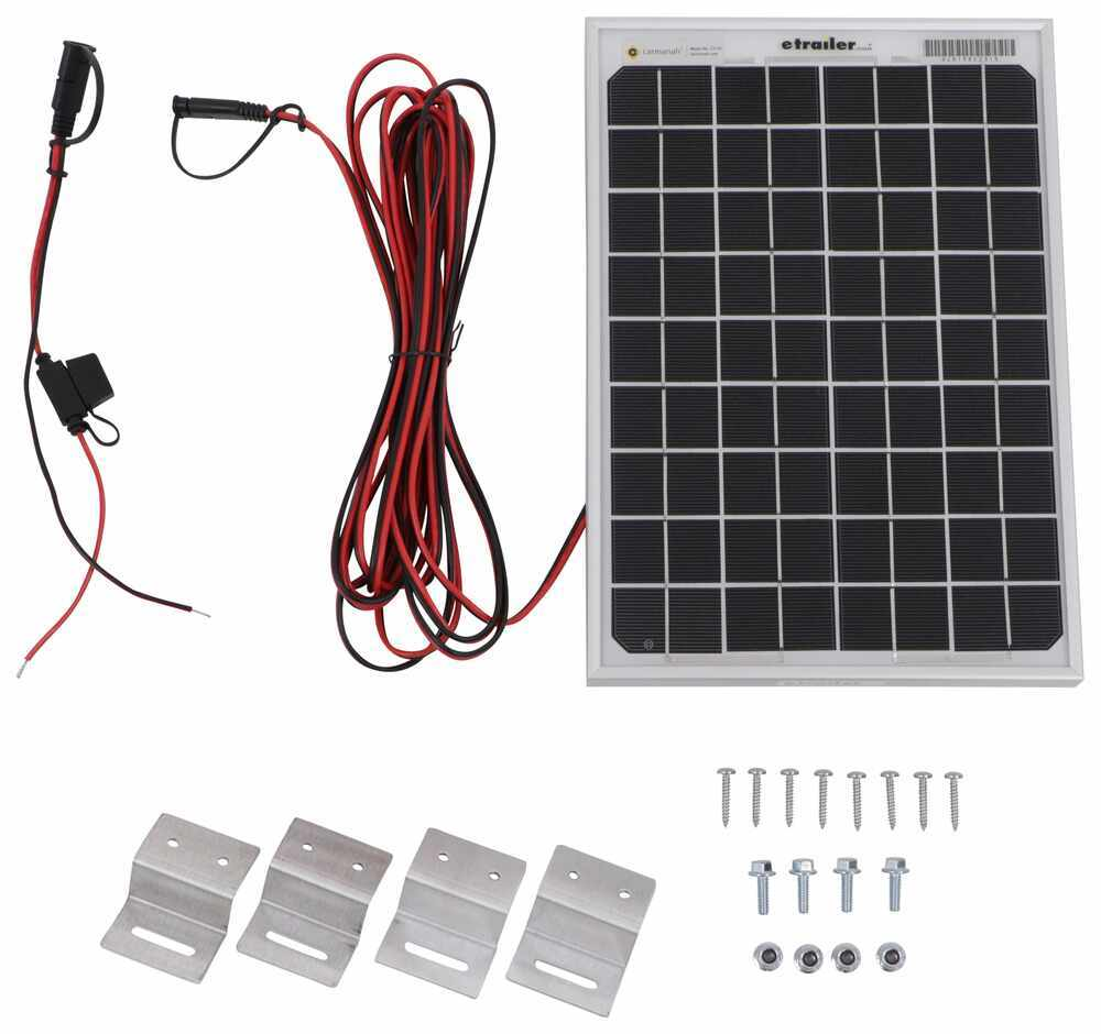 34273836 - 1 Panel Go Power RV Solar Panels