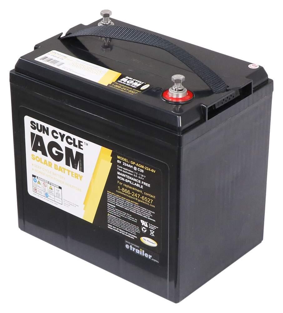 Go Power RV Battery - 34277606