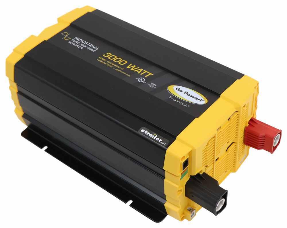 RV Inverters 34278157 - 3000 Watts - Go Power