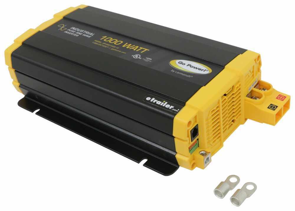 34279948 - Industrial Duty - Medium Loads Go Power Pure Sine Wave Inverter