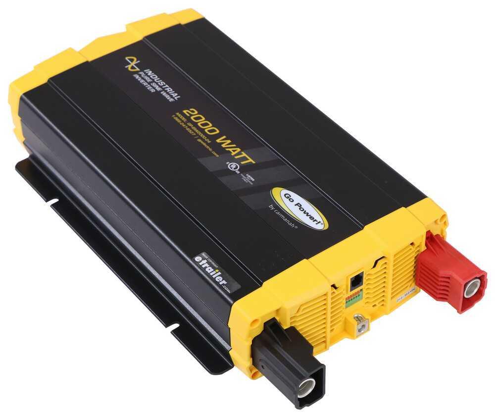 Go Power RV Inverters - 34279952