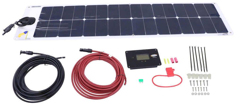 Go Power Roof Mounted Solar Kit - 34280058