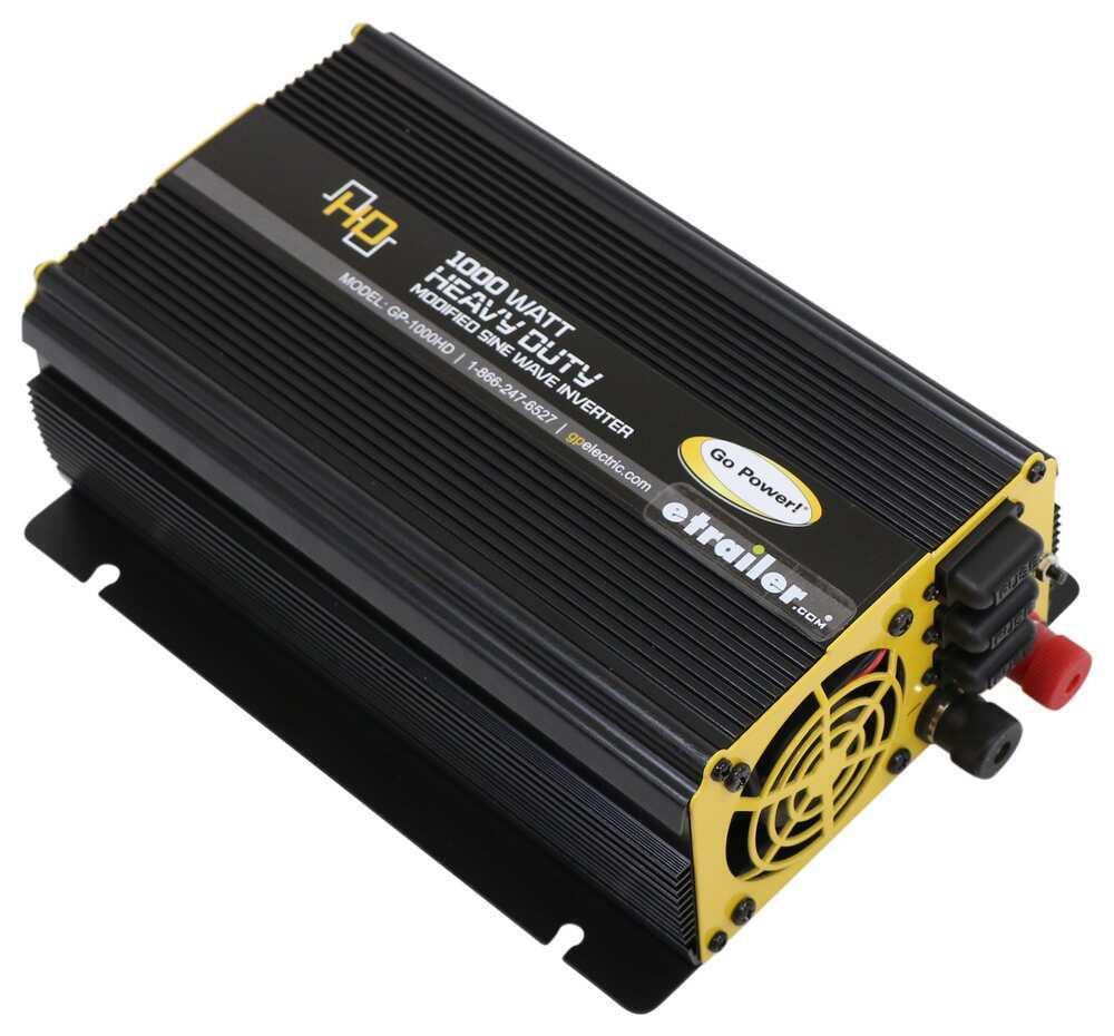 34280176 - Inverter Function Only Go Power RV Inverters