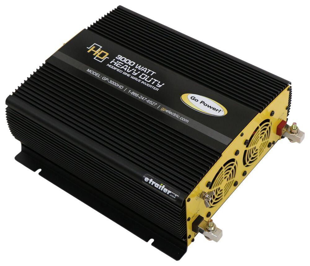 34280178 - 12V Go Power Modified Sine Wave Inverter