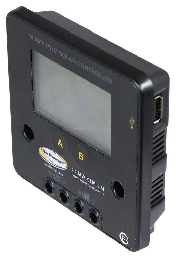 Go Power Solar Controller Accessories and Parts - 34280503