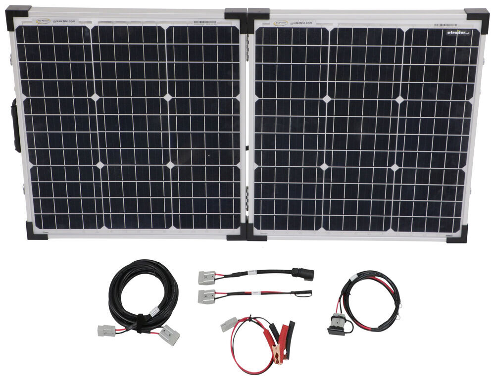 Go Power 90 Watts RV Solar Panels - 34282729