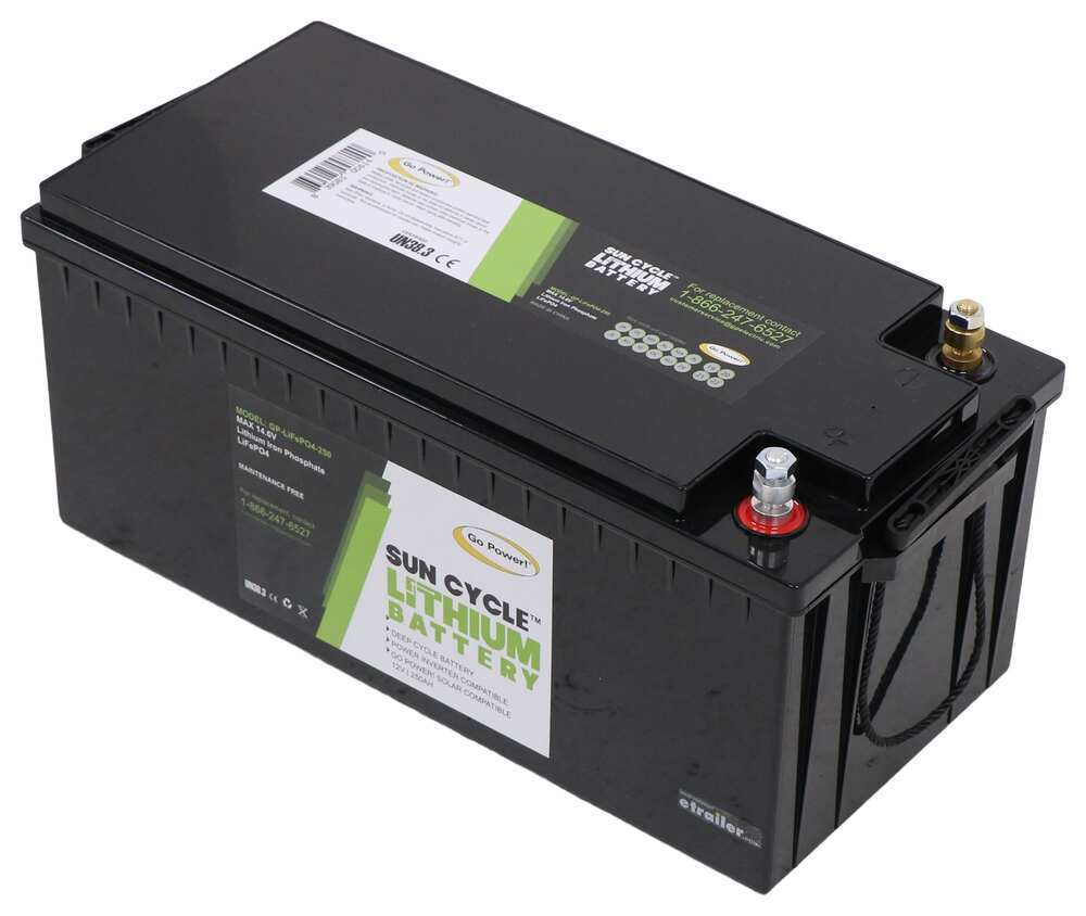 34282740 - 12V Go Power Battery