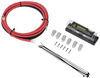 Installation Kit for Go Power Inverters - 200 Amp Fuse - 12V and 24V Installation Kit 342GPDCKIT3