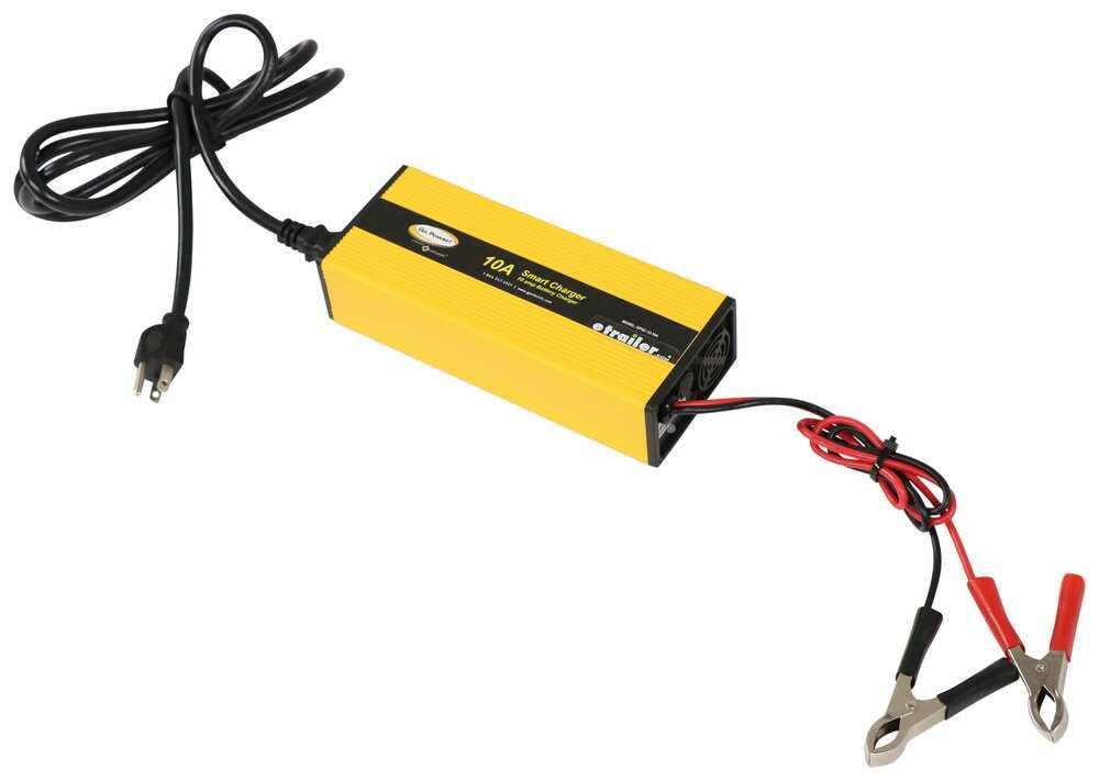 Go Power Smart Battery Converter Charger - 12V - 1 Bank - 10 Amp 10 Amps 342GPSC1210A