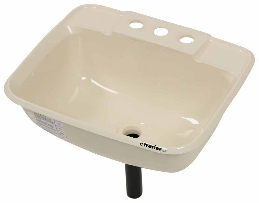 RV Sinks 34416186PPA - Single Sink - LaSalle Bristol