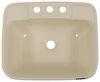 34416186PPA - Parchment LaSalle Bristol Bathroom Sink