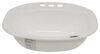 LaSalle Bristol Single Sink RV Sinks - 34416270PWA