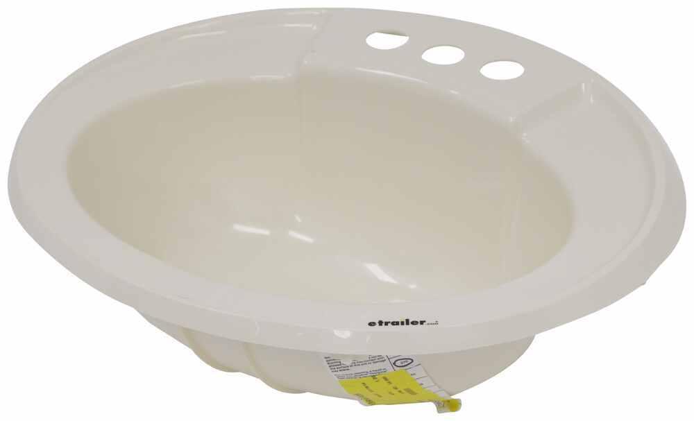 34416305PPA - Oval Sink LaSalle Bristol Bathroom Sink