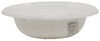 "LaSalle Bristol Single Bowl RV Bathroom Sink - 20"" Long x 17"" Wide - White 17 x 20 Inch 34416370PWA"