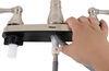 LaSalle Bristol Pull-Down Sprayer RV Faucets - 34427830001BNAF