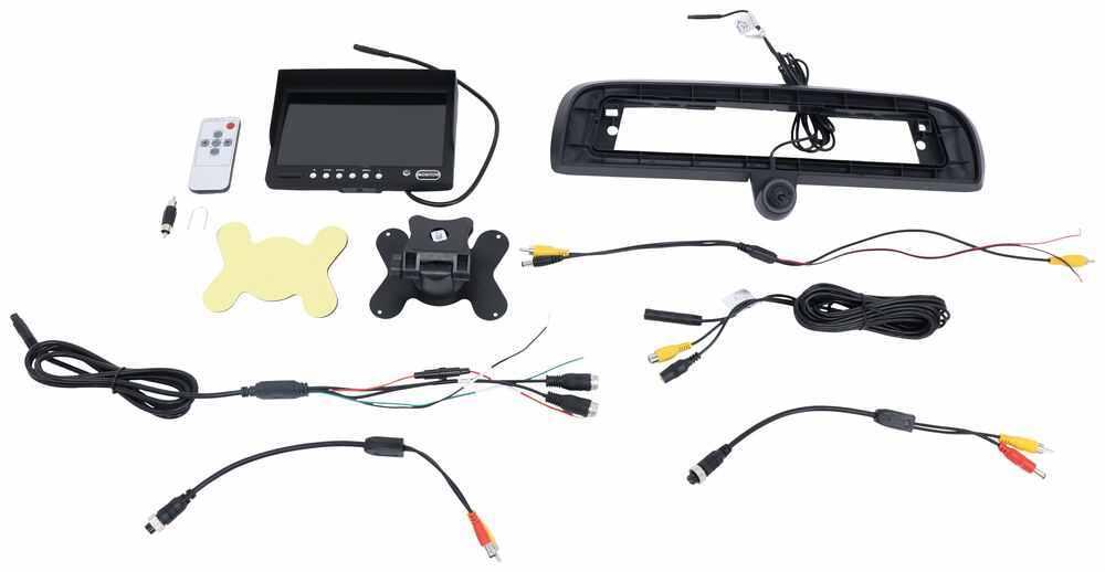 GCH Automotive 150 Degrees Backup Camera - 3460013