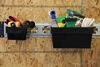 "CargoSmart Storage Bin for E-Track or X-Track - Plastic - 7"" x 6"" x 4"" - 50 lbs Bin 3481721"