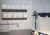 "CargoSmart Shelf Brackets for E-Track or X-Track Systems - 12"" Deep - 1,000 lbs - Qty 2 Shelf Brackets 3481726"