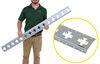 CargoSmart 5 Feet Long E Track - 3481770