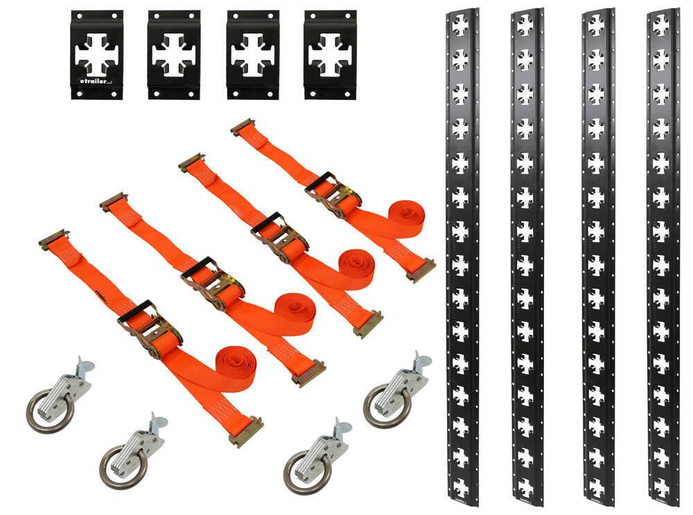 CargoSmart E-Track Anchor,E-Track Kits,E-Track Straps,E-Track Rails - 3481788-P