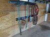 CargoSmart X-Track Cargo Storage Starter Bundle - Matte Black - Steel - 667 lbs - 5' Long 3481788-S
