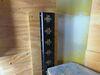 CargoSmart X-Track Trailer Shelf Bundle - Matte Black - Steel - 667 lbs - 5' Long 3481788-T