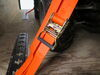 """CargoSmart Ratchet Straps for E-Track or X-Track - 2"""" Wide x 12' Long - 1,000 lbs - Qty 2 X-Track Ends 3481935"""