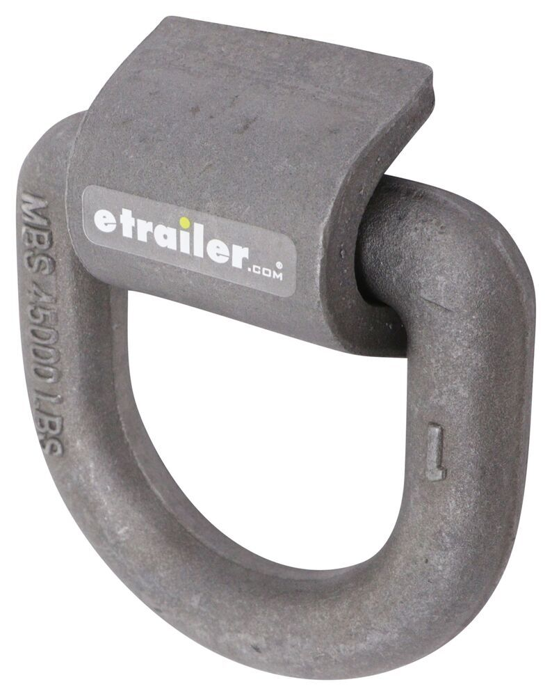 348865 - 15000 lbs CargoSmart Trailer Tie-Down Anchors,Truck Tie-Down Anchors