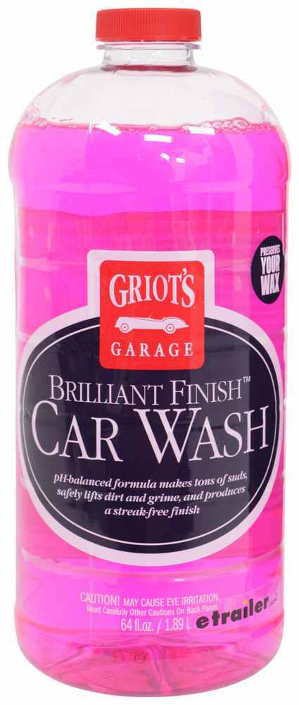 Griots Garage 64 oz Bottle Car Wash and Wax - 34910866