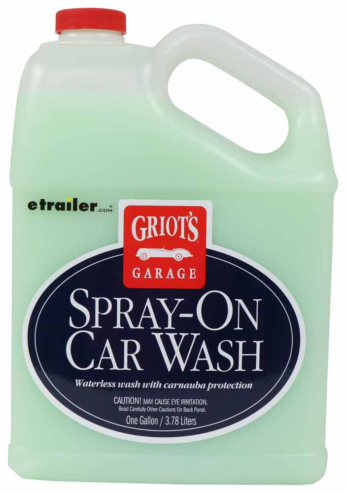 34911066 - 1 Gallon Griots Garage RV Cleaner