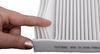 PTC Custom Fit Cabin Air Filter - White Media Particulate 3513684