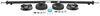 35545E-ST-89 - Electric Brakes Dexter Axle Trailer Axles